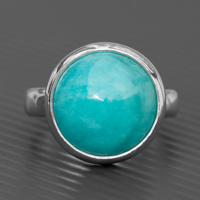 rings stone heritage ring buy jewellery amazonite english green