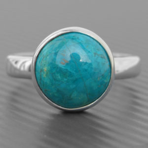 Chrysocola Ring