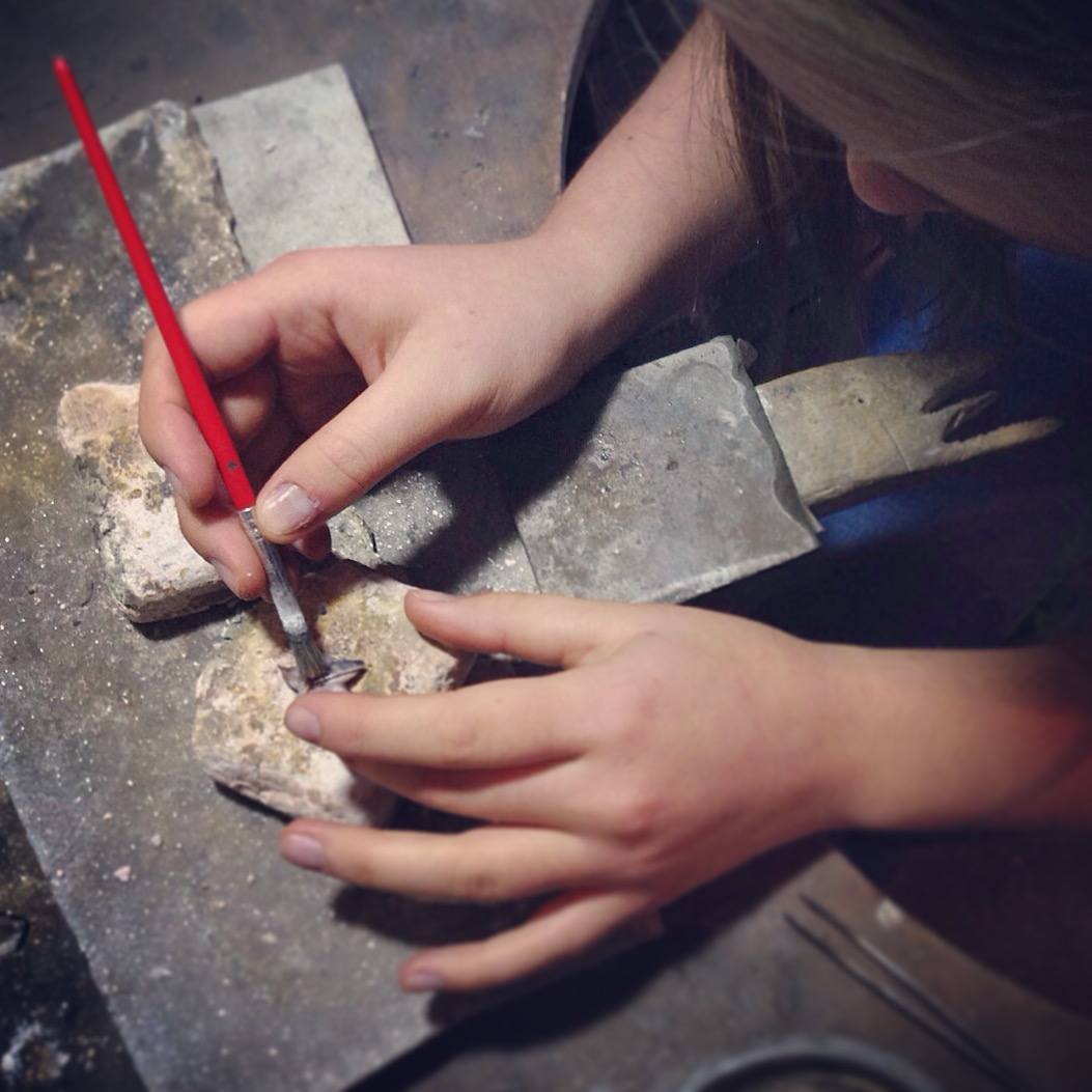 LWSilver jewellery course
